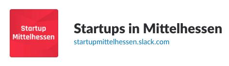 Startups in Mittelhessen